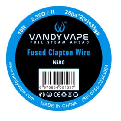 Vandy Vape Fused Clapton...