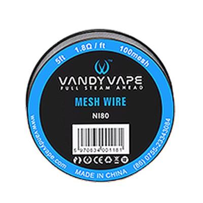 Vandy Vape Mesh Ni80 1,5m