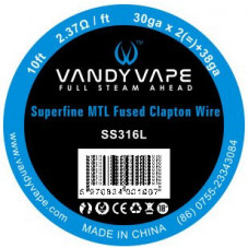 Vandy Vape Superfine MTL...