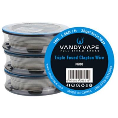 Vandy Vape Triple Fused...