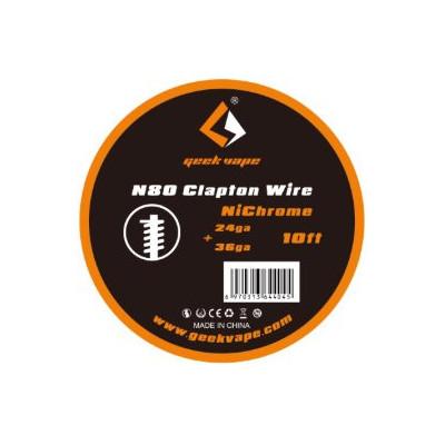 Geekvape N80 Clapton...