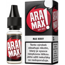 Liquid ARAMAX Max Berry...
