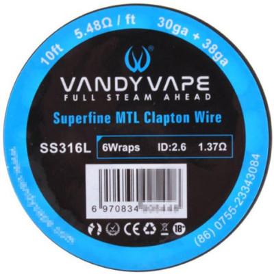 Vandy Vape Superfine MTL...