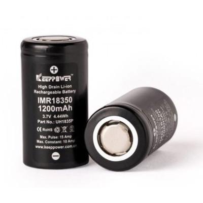 Keeppower baterie typ 18350...