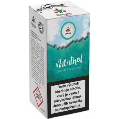 Liquid Dekang Menthol 10 ml...