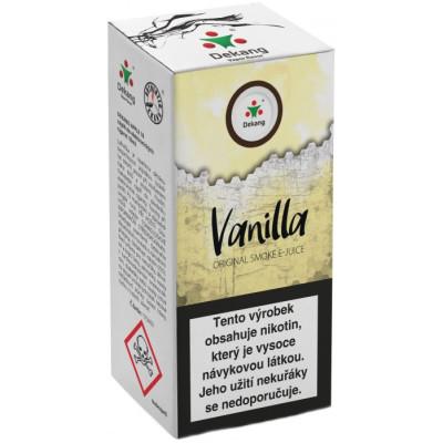 Liquid Dekang Vanilla 10 ml...