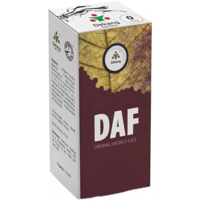Liquid Dekang DAF 10 ml - 0 mg