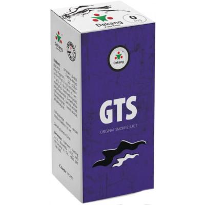 Liquid Dekang GTS 10 ml - 0 mg