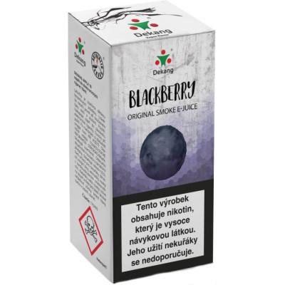 Liquid Dekang Blackberry 10...