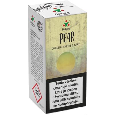 Liquid Dekang Pear 10 ml -...