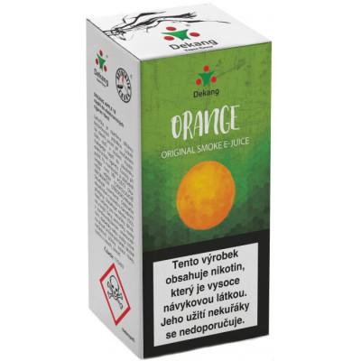 Liquid Dekang Orange 10 ml...