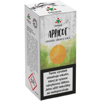 Liquid Dekang Apricot 10 ml...