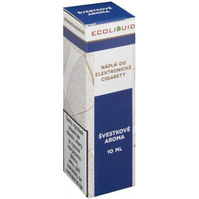 Liquid Ecoliquid Plum 10ml...