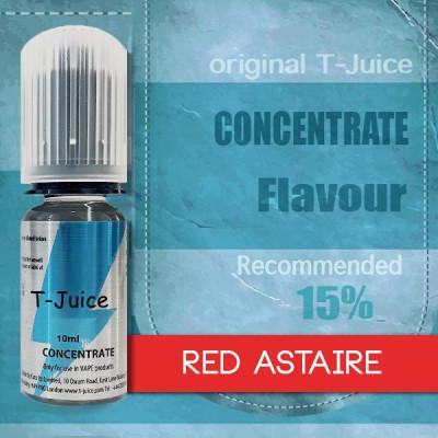 Příchuť T-Juice Red Astaire...