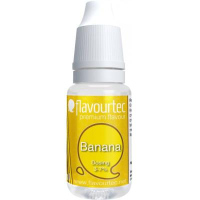 Příchuť Flavourtec Banana...