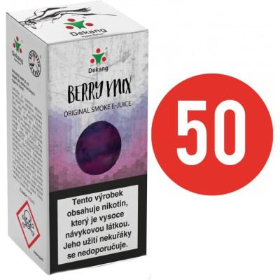 Liquid Dekang Fifty Berry...