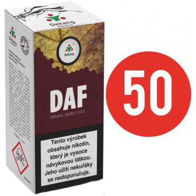 Liquid Dekang Fifty Daf 10...