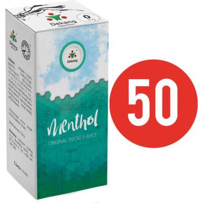 Liquid Dekang Fifty Menthol...