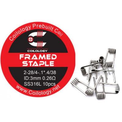 Coilology Framed Staple...