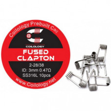 Coilology Fused Clapton...