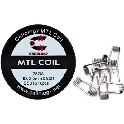 Coilology MTL předmotané...