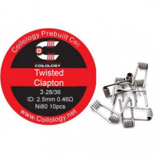 Coilology Twisted Clapton...