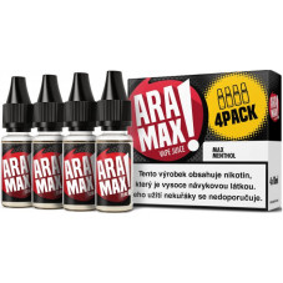 Liquid ARAMAX 4Pack Max...