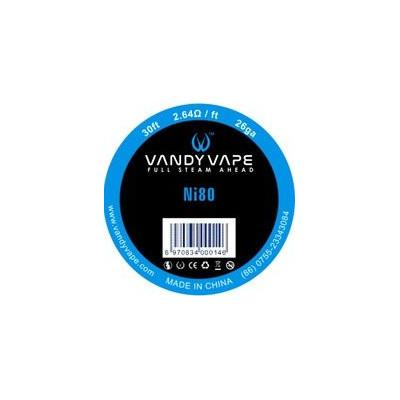 Vandy Vape Ni80 odporový...