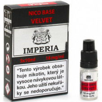 Nikotinová báze CZ IMPERIA...