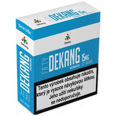 Nikotinová báze Dekang...
