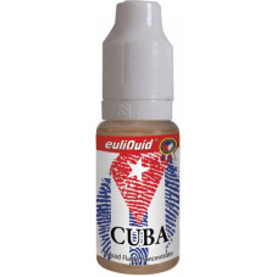 Příchuť EULIQUID Cuba Tabák...