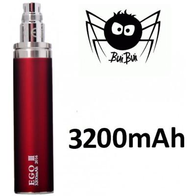GS eGo III baterie 3200 mAh...
